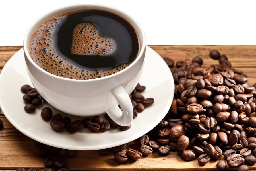 Kafa u službi razbuđivanja, ali i ljepote