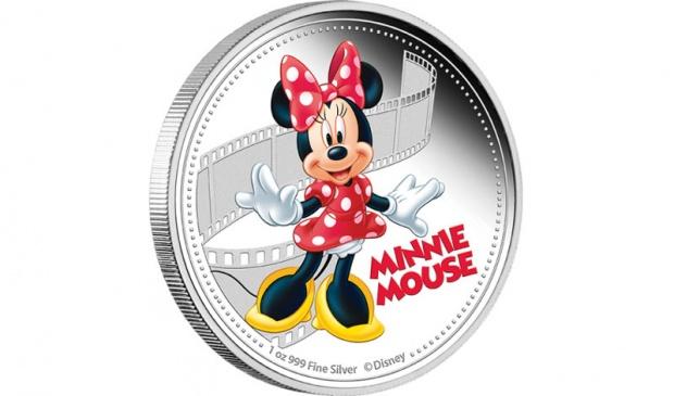 Mini Maus na kovanicama