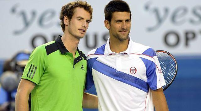 Novak i Endi za finale od 06.30h