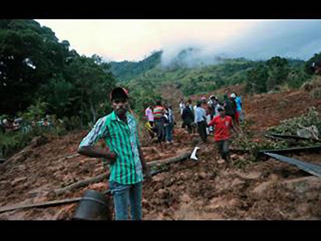 Šri Lanka: Više od 100 ljudi poginulo u odronu