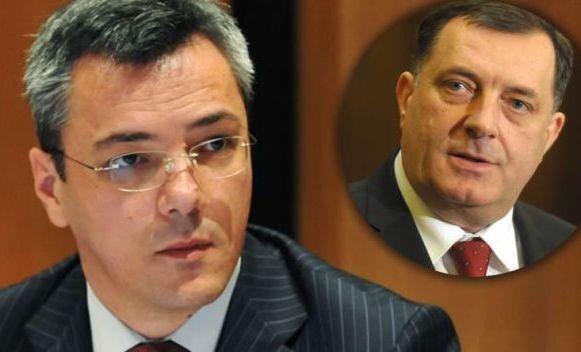 TV duel Dodik – Tadić sutra na ATV-u