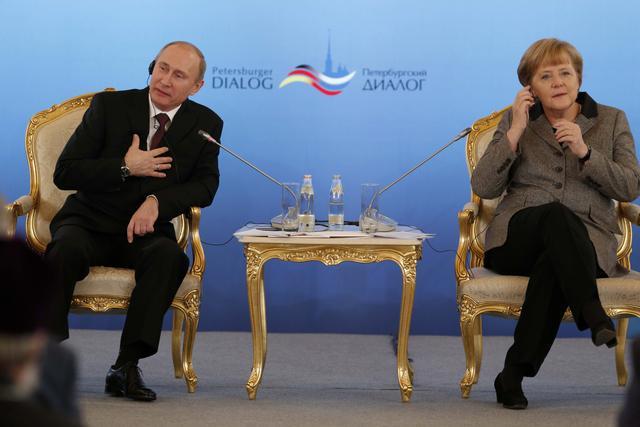 Putin i Merkel bez saglasnosti o Ukrajini
