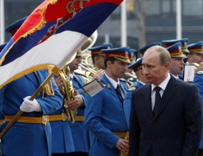Putinova posjeta Beogradu uzdrmala EU