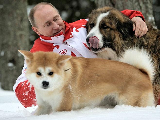 Putin slavi rođendan u sibirskoj tajgi