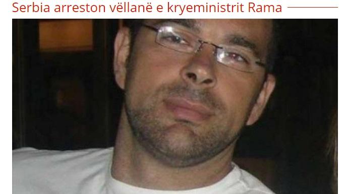 Uhapšen brat albanskog premijera, kriv za incident na stadionu