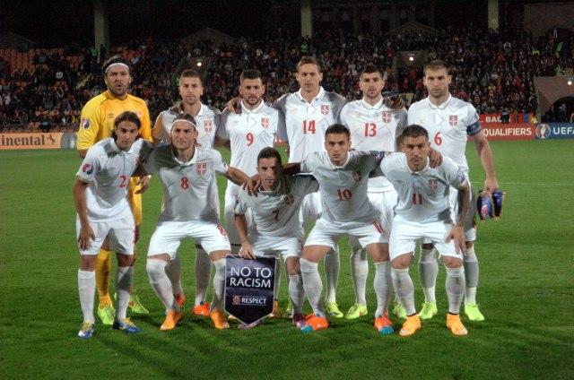 Srbija izvukla bod u Jerevanu