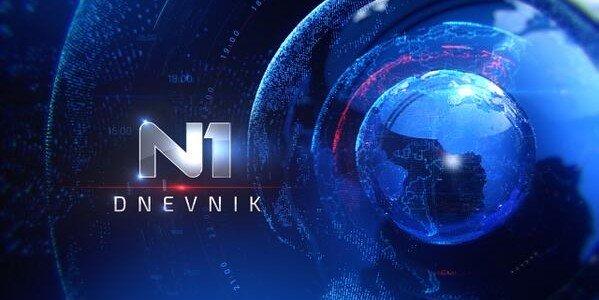 Sutra počinje sa radom nova regionalna televizija N1