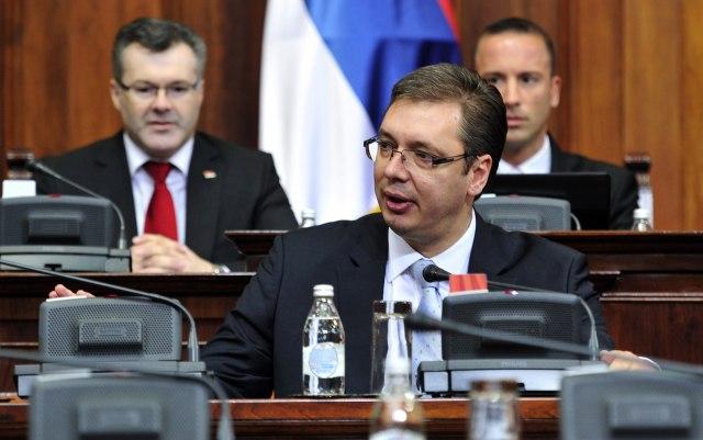 """Vučić: Evo kako """"štitimo"""" tajkune"""