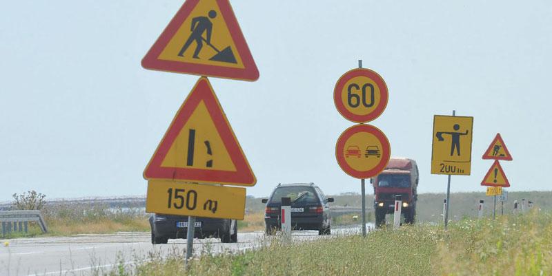 Crna Gora: Ukradeno 111 saobraćajnih znakova za jednu noć