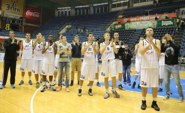 Evrokup: Partizan doživio četvrti poraz