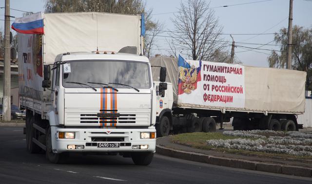 Moskva: Krenuo šesti konvoj humanitarne pomoći za Ukrajinu