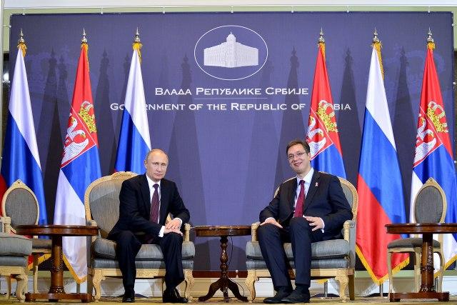 Vučić i Putin dogovorili model isplate duga za gas