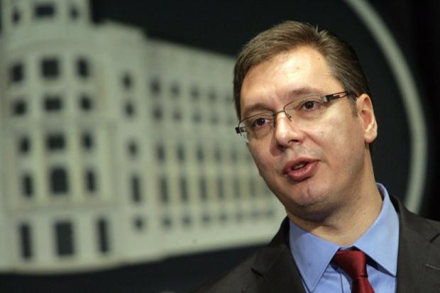 Vučić: Štitim interese Srbije, građani da ne brinu zbog gasa