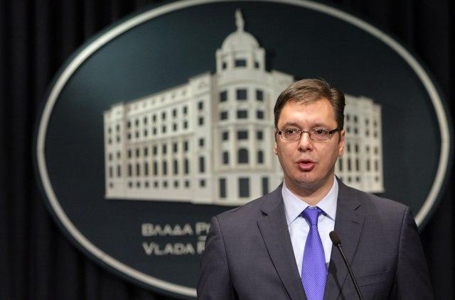 Vučić: Idemo ka EU, nema sankcija Rusiji