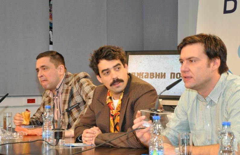 Državni posao se voli, makar i na TV: Torbica, Čvarkov i Boškić u Banjaluci