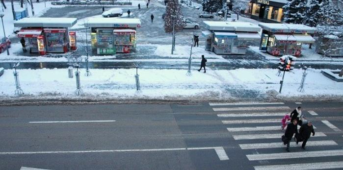 Prohodni putevi na području grada