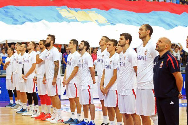 Žrijeb za EP u košarci: Srbija u teškoj grupi