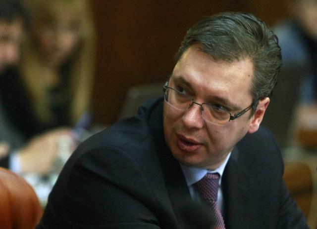 Vučić poslanicima DS: Vi ste najobičnije kukavice