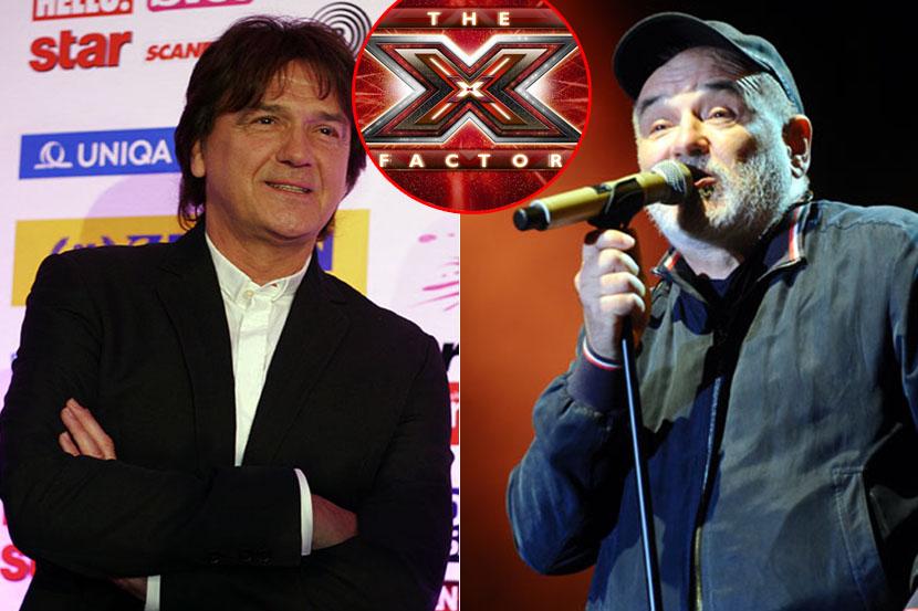 """Čola i Balašević u žiriju """"X Factora""""?"""