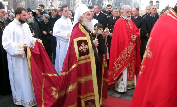 Patrijarh blagoslovio narod i Republiku Srpsku (FOTO)