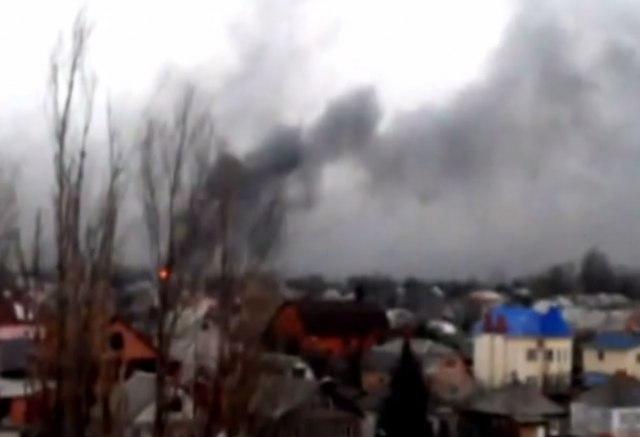 Napad na Marijupolj, bez odgovornih