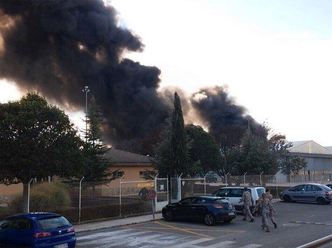 Pao grčki F16, deset osoba poginulo