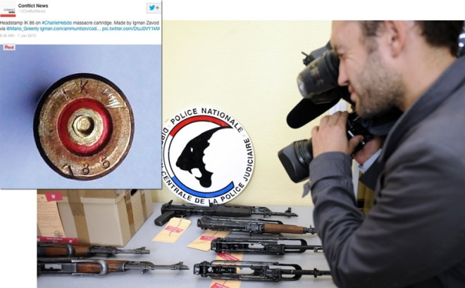 Teroristi ubijali mecima iz BiH?