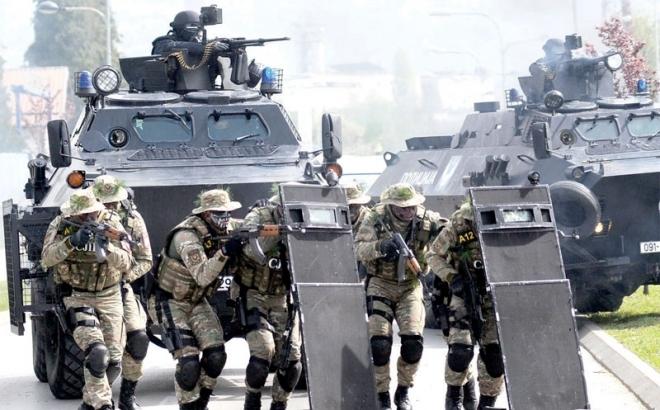 Smijenjen komandir Specijalne jedinice MUP-a RS