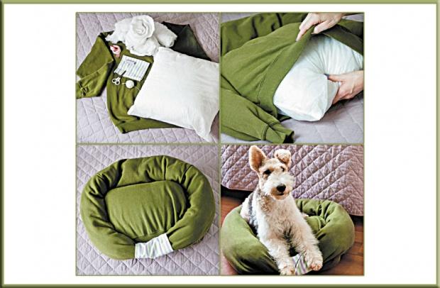 Napravite jastuk za ljubimce