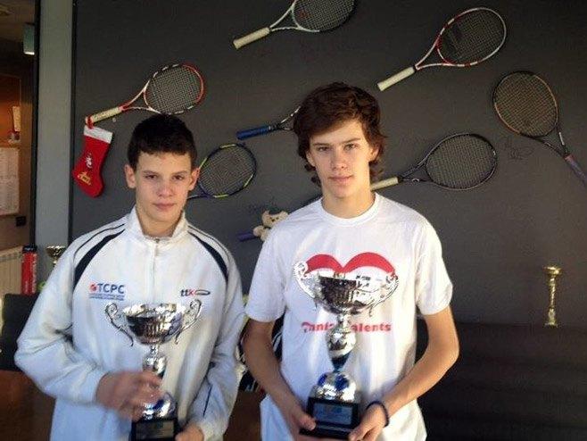 Mladi teniser iz Banjaluke postao vicešampion Srbije