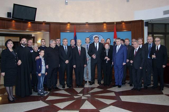Dodik: Republika Srpska je nastala kao istinska težnja za slobodom