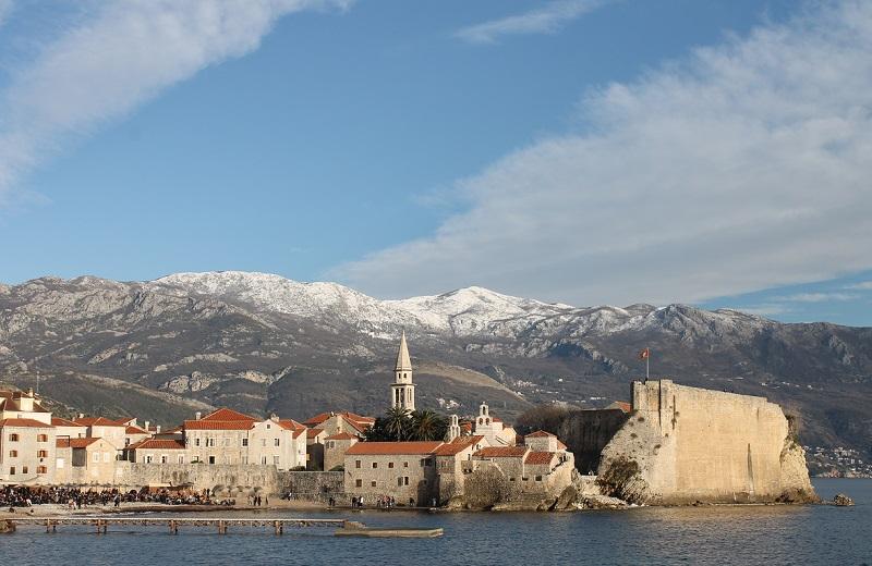 FOTO REPORTAŽA: Januar na moru (Budva i Kotor)