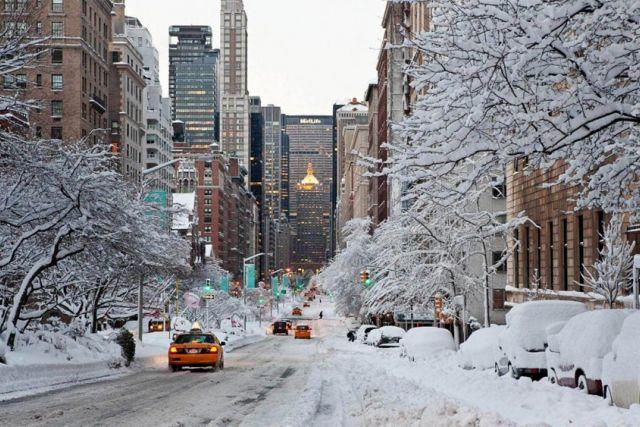 Njujork u strahu od najveće oluje u istoriji