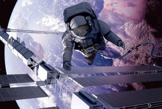 Astronautske priče : Ovako miriše svemir