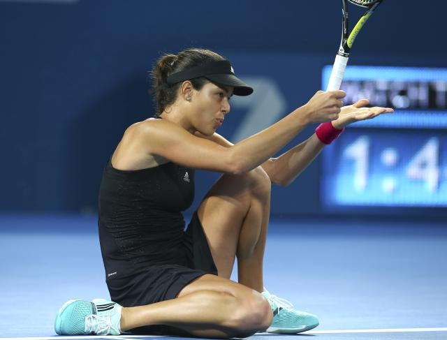 Ana Ivanović bez titule u Brizbejnu