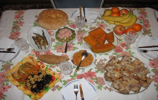 Recepti: Tradicionalna posna trpeza za Badnje veče