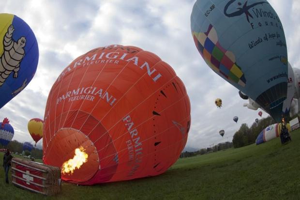 Amerikanac i Rus obaraju rekord u letenju balonom