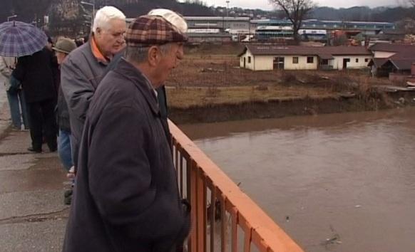 Dobojlije u strahu od rijeke Bosne