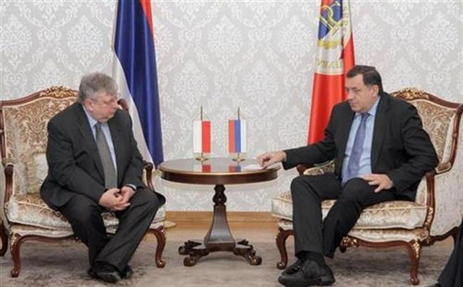 Dodik: Srpska ima proaktivan pristup rješavanju evropskih pitanja