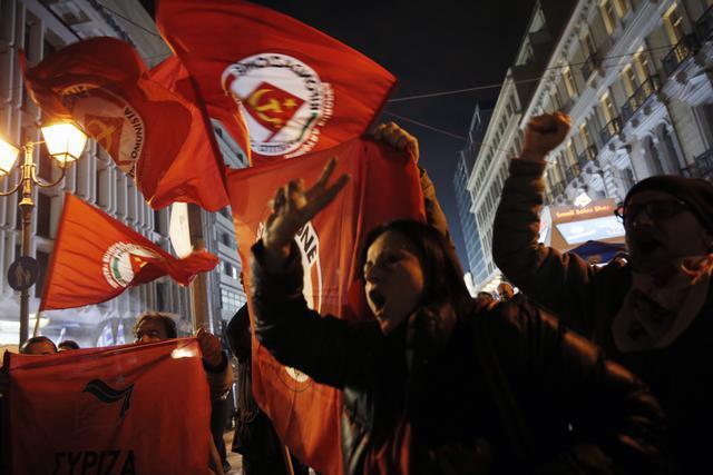 Izbori u Grčkoj: Pobjeda Sirize