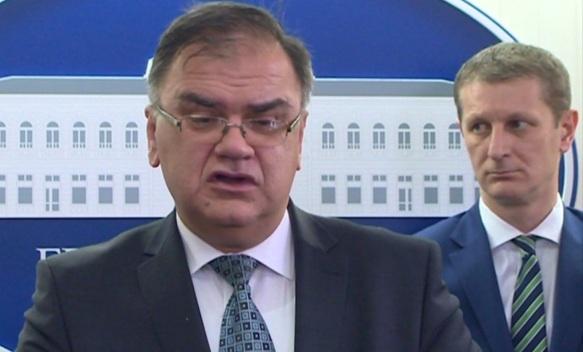 Ivanić: Niko nema hrabrosti da smijeni Dodika