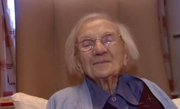 Tajna dugovječnosti: Imam 109 godina jer sam izbjegavala muškarce!