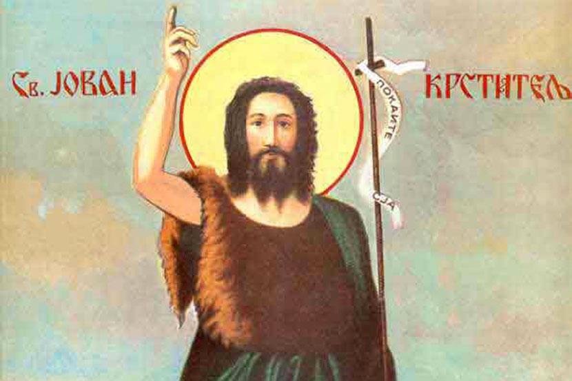Vjerovanja za Svetog Jovana