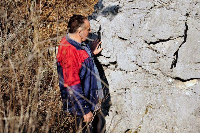 Miriše na naftu: Iz hercegovačkog kamena potekao bitumen
