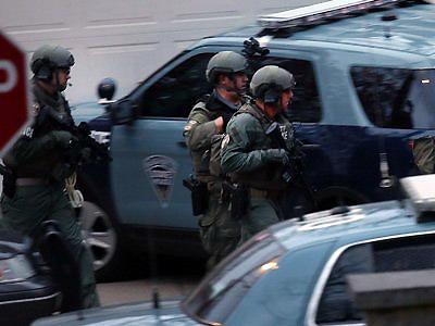 Pucnjava u Torontu: Ranjena dva policajca