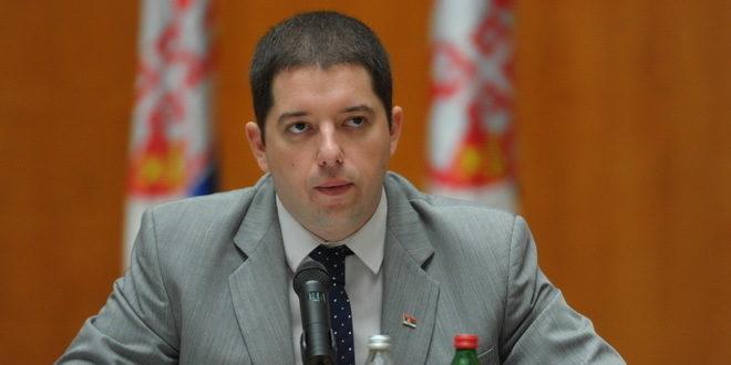 Đurić: Srbija nije vreća za boks EU