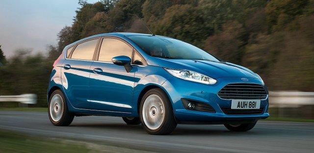 Fiesta najprodavaniji mali automobil u Evropi u 2014.