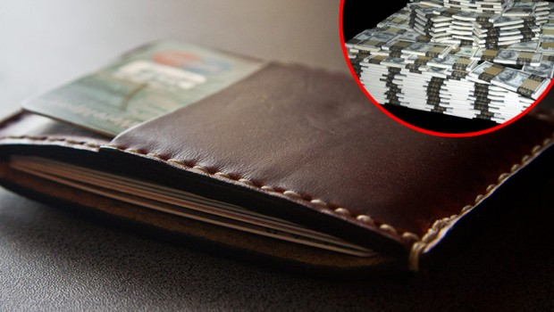 Dva mjeseca nosio 73 miliona evra u novčaniku, a nije ni znao