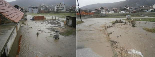 Potop na jugu Srbije: Izlila se Južna Morava, evakuacija (VIDEO)