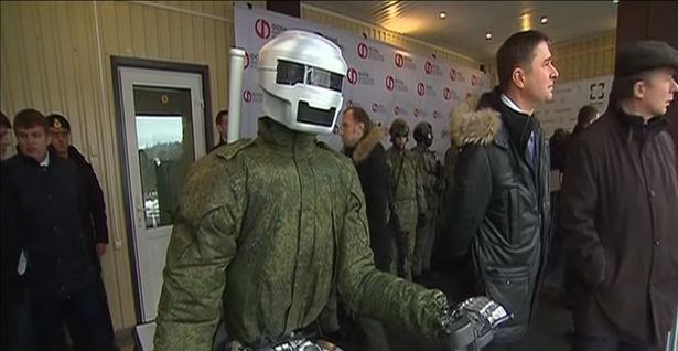 "Ruska vojska predstavila ""robota bajkera"" (VIDEO)"